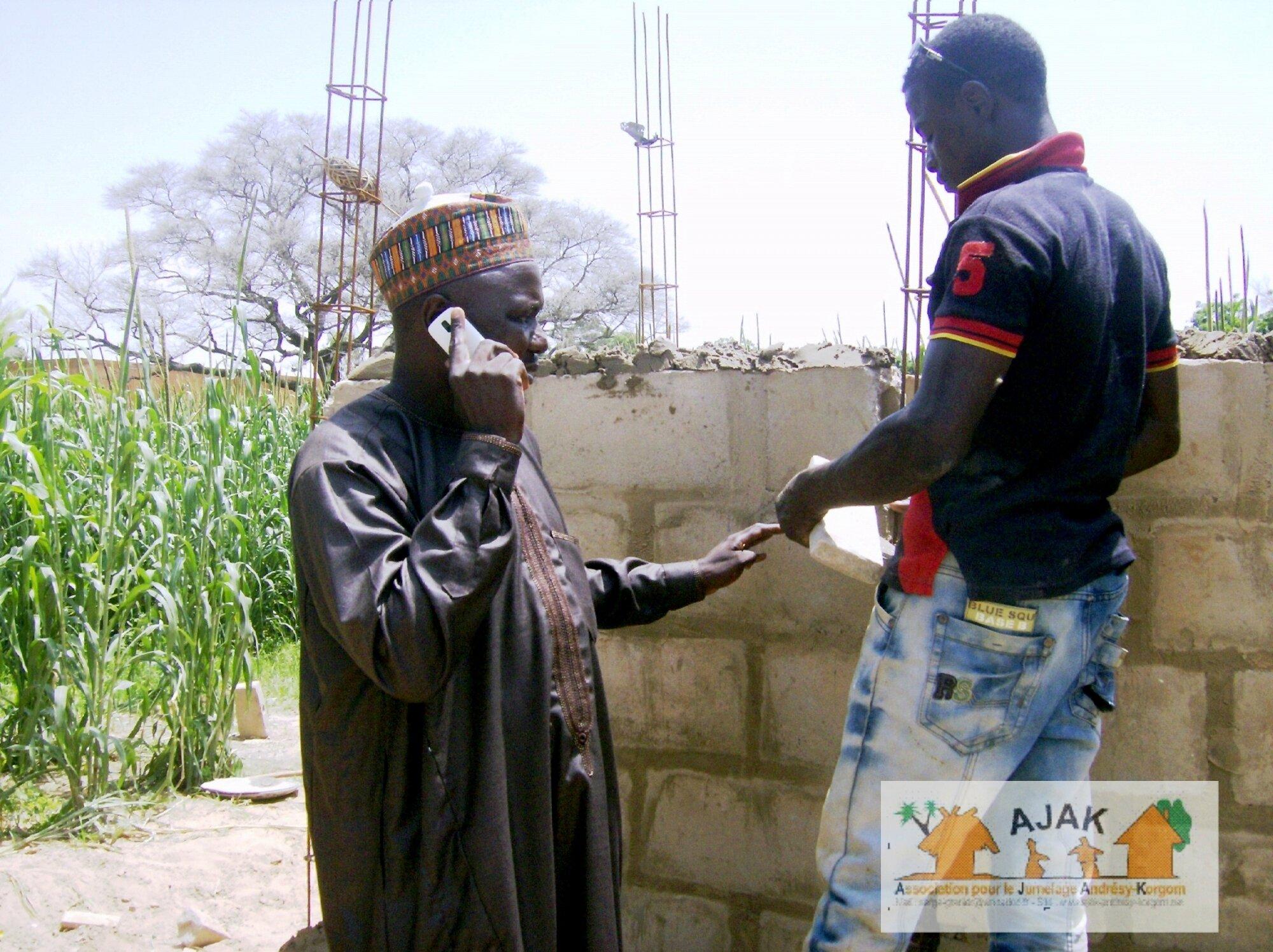 latrines CEG - construction intervenants 2