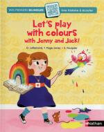 Let's play with colours with Jenny and Jack