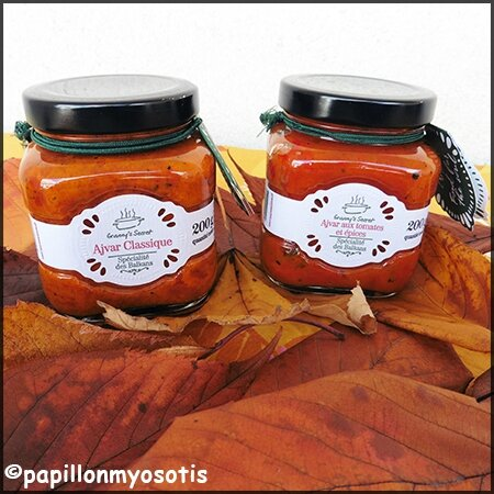 Ajvar_granny's secret