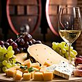 Quels vins choisir pour accompagner chaque fromage ? (association fromage - vin)