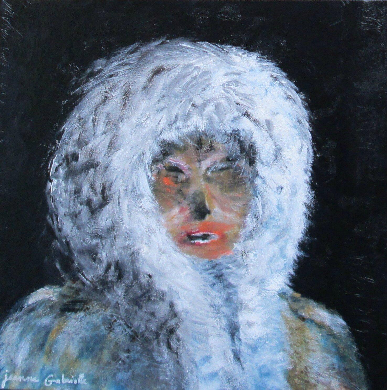 Portrait 1 - 50X50