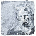Frank auerbach painting of his lover makes 860,000 pounds @ bonhams