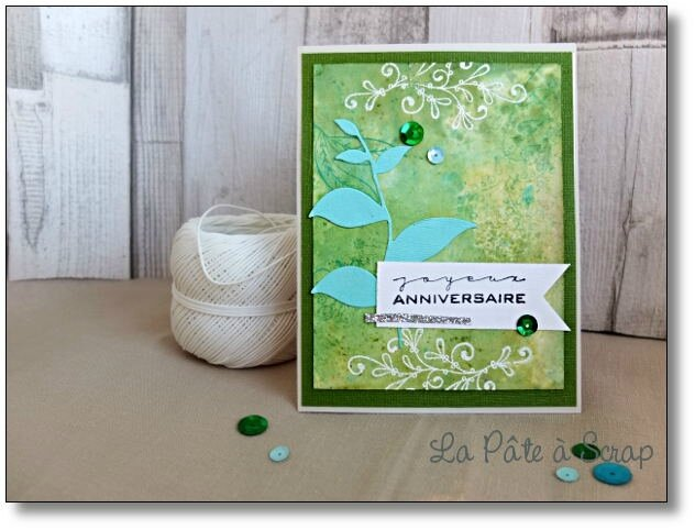 carte patouille turquoise
