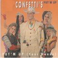 confetti's - pump it up your hands