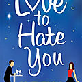 Love to hate you de jo watson