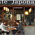 Au café japonais pour une découverte de saveurs