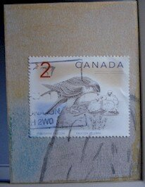 237 - Stamp from Canada