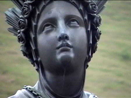 LaSalette___Apparition_statue__BVM
