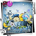 Starry night kit digiscrap