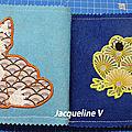 renard grenouille jacqueline V