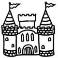 Gabarit château