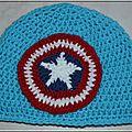 Roselaine captain america bonnet 2