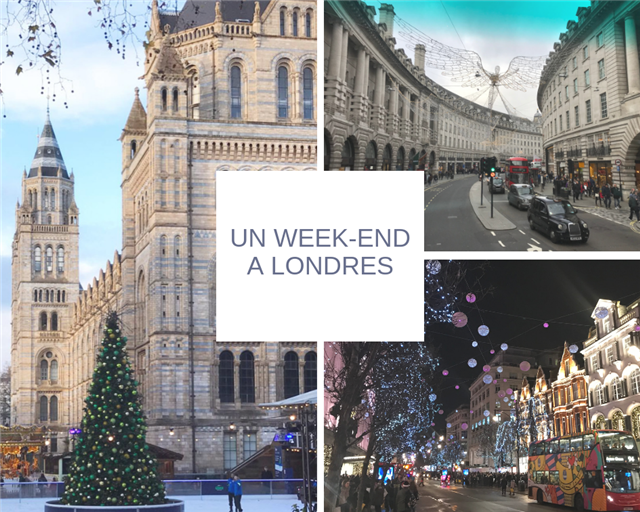 Week-end à Londres ©Kid Friendly