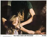 The Texas Chainsaw Massacre lobby card 4