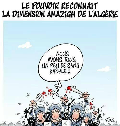 islam algerie dictature