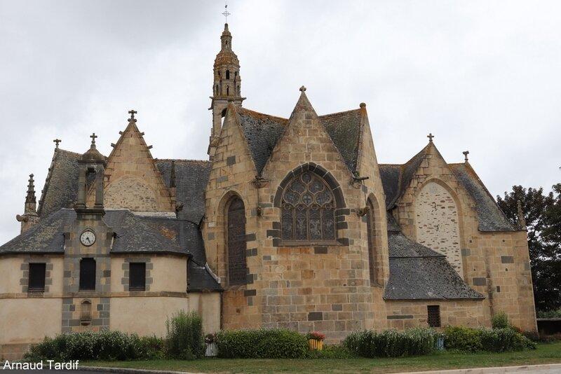 00541 Plomodiern - Pays de Plougastel - Eglise du Faou blog
