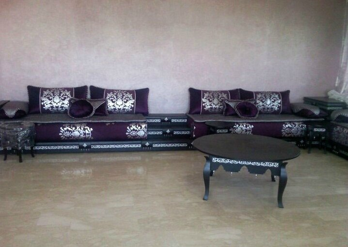 Simple Salon Marocain Design With Salon Marocain Mulhouse