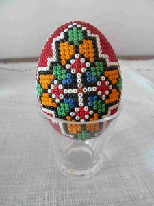 oeuf de Pâques roumain