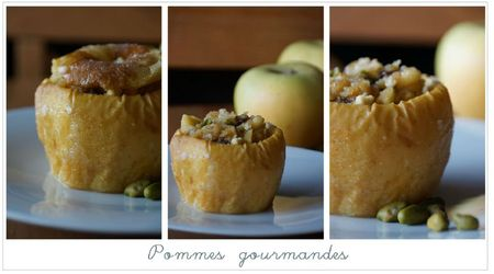 Pommes gourmandes 3