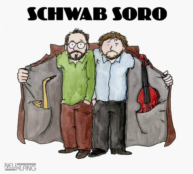 Schwab - Soro CD cover