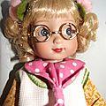 Ann Estelle poupées de Tonner