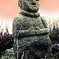 statue d'ancêtre de type Armoricain