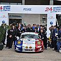 6) 24 Heures du Mans 2012