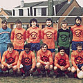 Séniors a 1982-1983