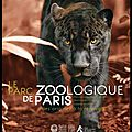 Le parc zoologique de paris - des origines à la rénovation - maryvonne leclerc cassan & dominique pinon & isabelle warmoes