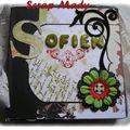 5 - Mini album mini maxi Sofien - 2009