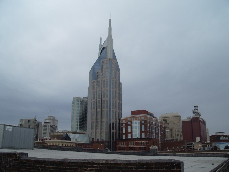 vue de downtown nashville