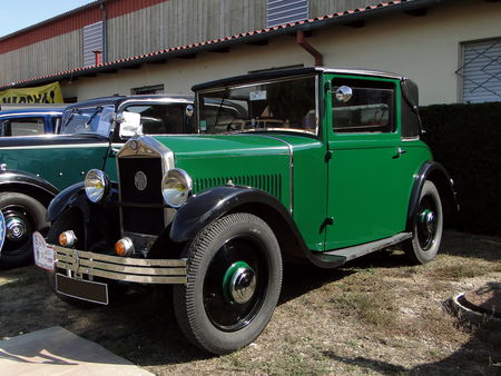 MATHIS PYC Faux Cabriolet 1931 1