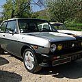 Fiat 131 racing 2000 tc 1978-1982