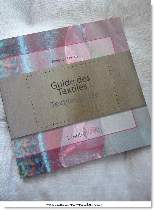 guide des textiles - marimerveille