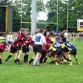 Les Benjamins - Match contre L'AS Montferrand