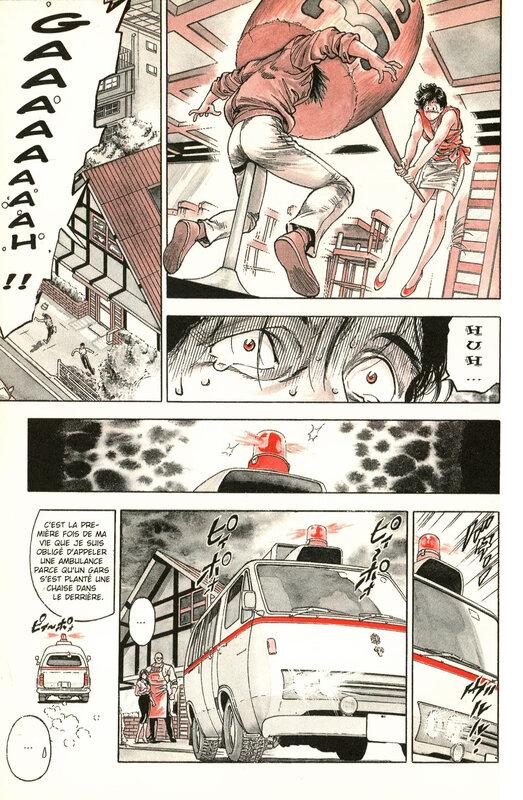 Canalblog Japon Manga City Hunter Trav Tome31 05