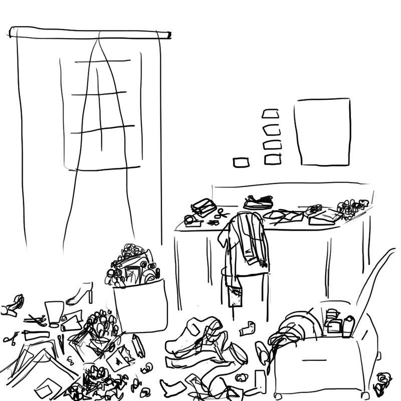 yo des ptits dessins par ci par l. Black Bedroom Furniture Sets. Home Design Ideas