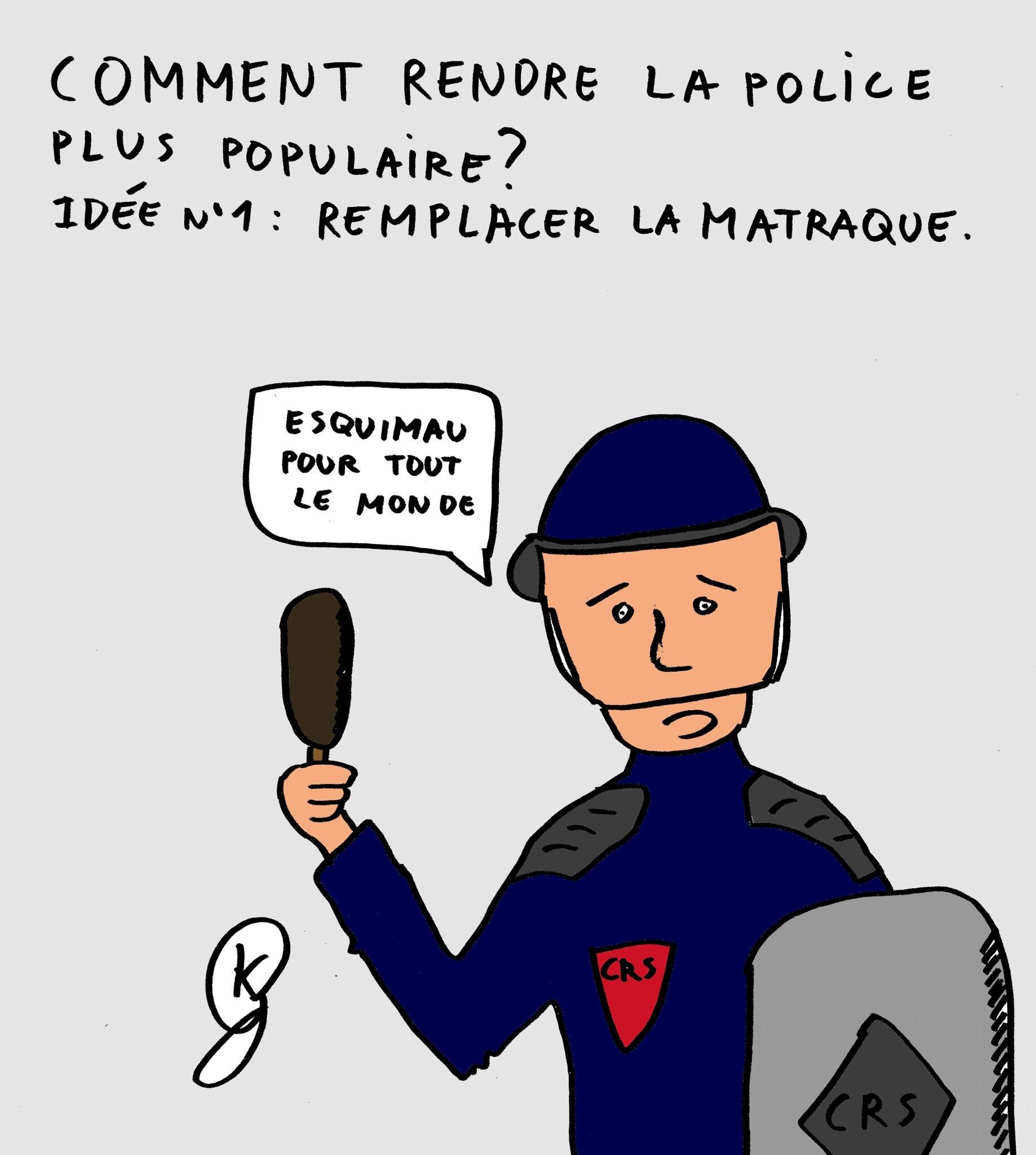 police_esquimau