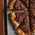 La cuisine du quotidien – la tarte à la ratatouille qui ensoleille l'hiver
