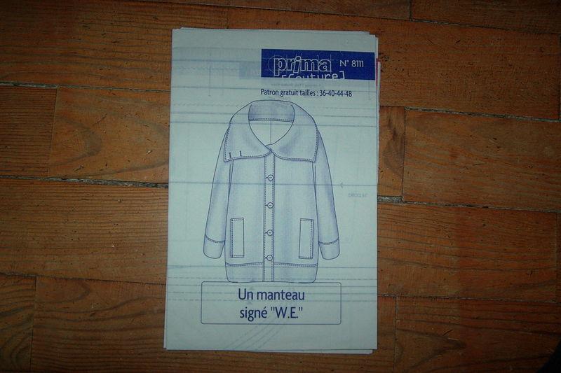 patron manteau