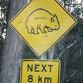 Australia's roadsigns