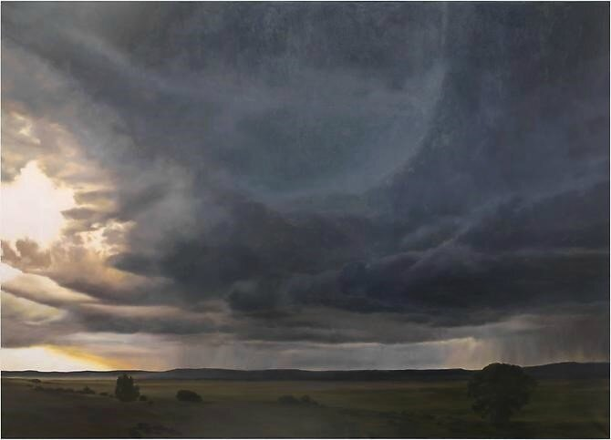 April Gornik STORM_and_PLAINS