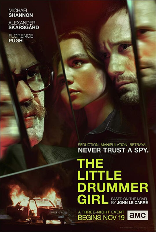 The Little Drummer Girl affiche