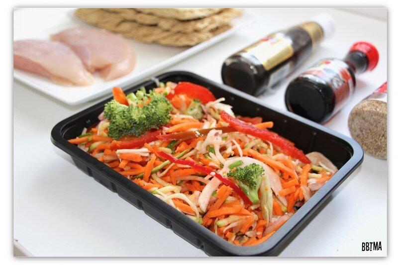 2-idee-menu-plat-recette-cuisine-wok-asiatique-legumes-croquants-nouille-chinoise-poulet-sauce-soja-sezame-facile-rapide-carotte-poivron-brocolis-oignon-bbtma-blog-maman-parents-enfant-kids-15-minutes