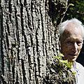Henry bauchau (1913 – 2012) : l'escalier bleu