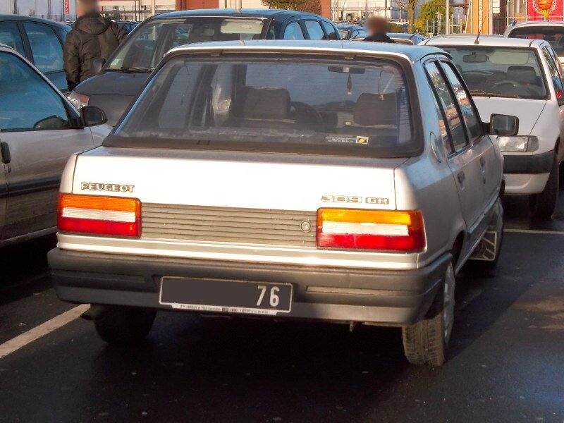 Peugeot309GRar