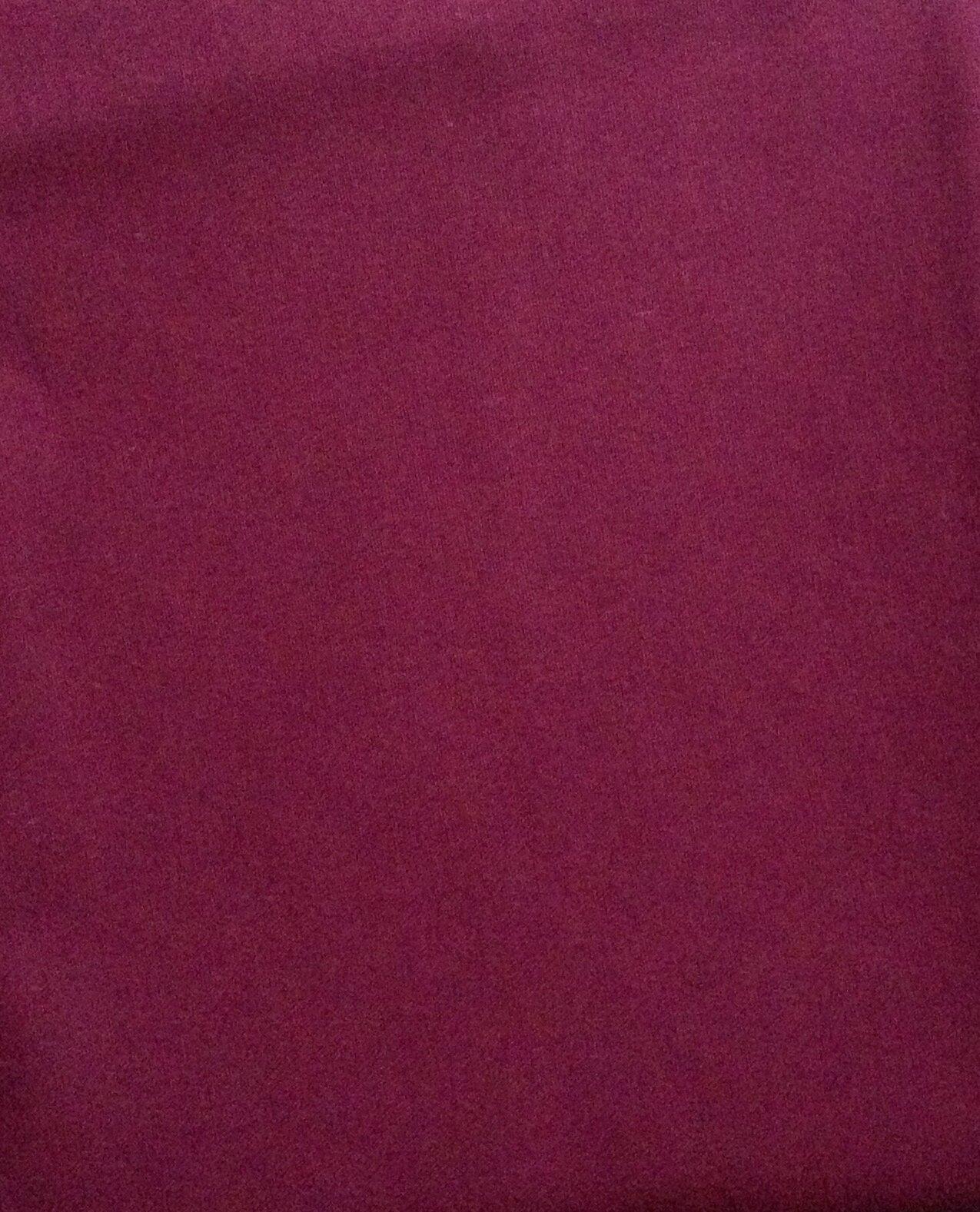 Toile De Coton Lie De Vin Pour Fabriquer Des Cabas Ou Des Pochettes