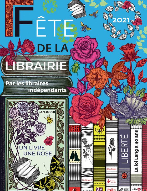 Une fête des librairie en 2021