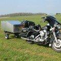 Remorque moto
