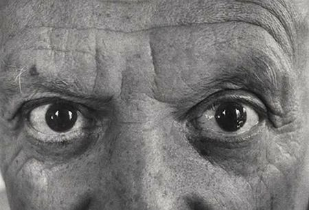 Picasso yeux
